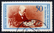 Postage stamp Germany 1982 Robert Koch