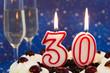 Mitternachtstorte - 30 Jahre