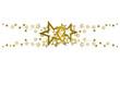Sternenwolke Gold