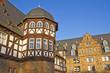 Leinwanddruck Bild - Neues Schloss & Zeughaus