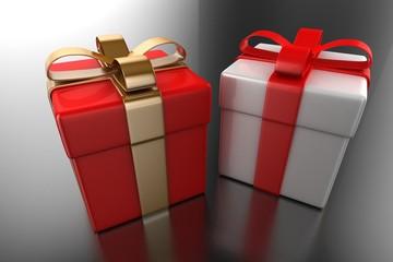 gift box 3d illustration