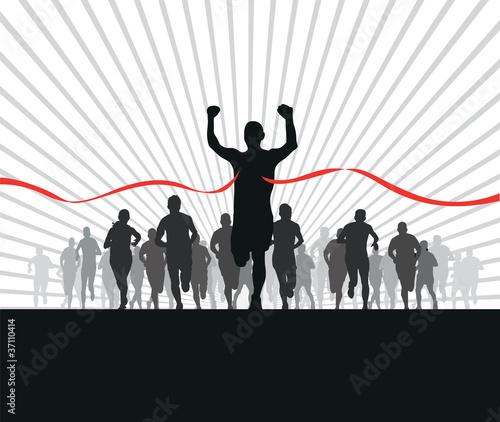 runners - 37110414