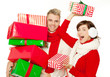 christmas shopping fun