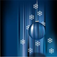 Weihnachten / Jahreswechsel / Modern/Blau 11