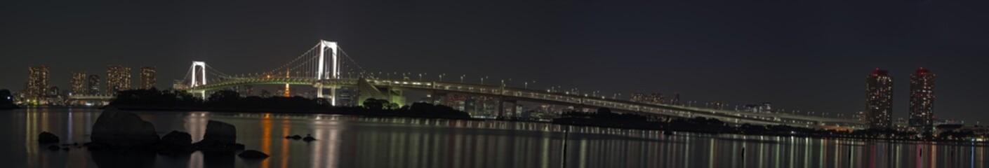 el Puente de Tokyo (panormica)