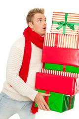 zu viele geschenke