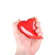 Herz in Hand / festhalten / beschützen
