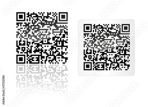 mobiltag flash code qr code de kotoyamagami fichier vectoriel libre de droits 37132086 sur. Black Bedroom Furniture Sets. Home Design Ideas