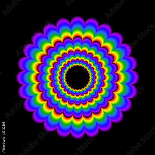 Papier peint photo psychedelique - Papier peint psychedelique ...