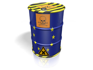 TOXIC EUROPEAN UNION