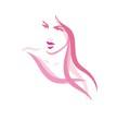 Pink woman
