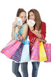 Argent et shopping