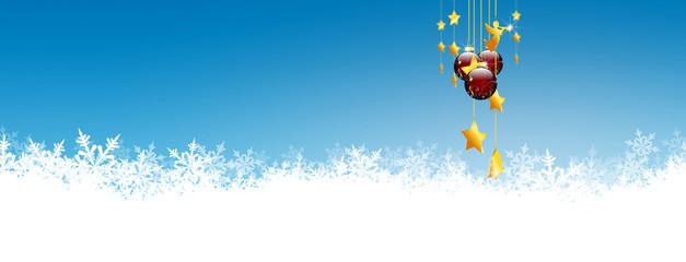 Weihnachtsdekoration, Hintergrund, Banner, Mobile, hängend