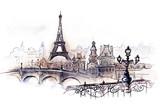 Fototapety Paris (series C)