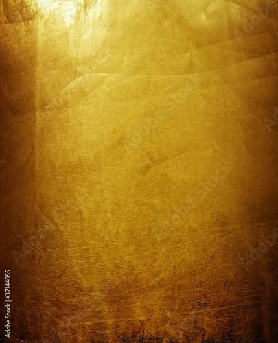 rough golden plate - 37144055