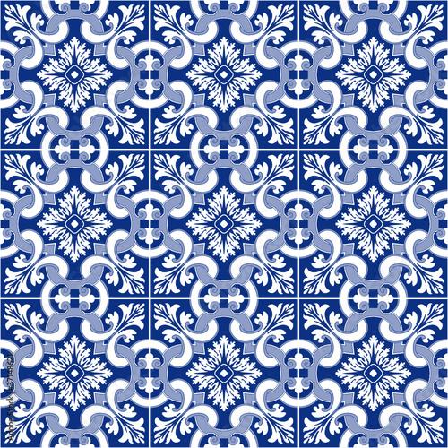 carrelage motif ancien portugais fichier vectoriel libre de droits sur la banque d 39 images. Black Bedroom Furniture Sets. Home Design Ideas