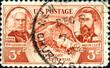 Oregon Territory Centennial. US Postage.