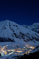 Livigno (Italy) - By Night