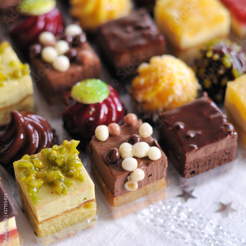 dessert, mignardises