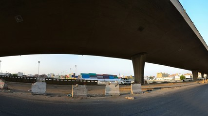 Bridges from Jeddah