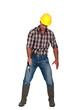 A lumberjack.
