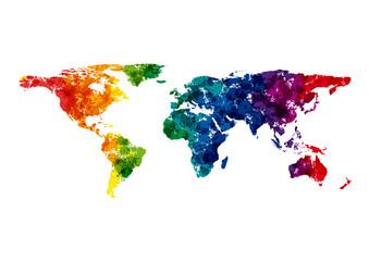 World ink platter # Vector