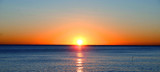 Sunset in the sea - 37160899
