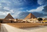 Fototapete Agressivität - Sphinx - Historische Bauten