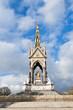 Albert Memorial at London, England