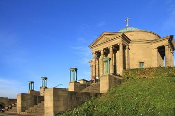 Grabkapelle auf dem Rotenberg bei Stuttgart - Deutschland