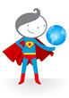 Постер, плакат: superman 2