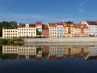 Blick von Görlitz auf Zgorzelec