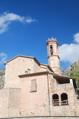 Church of El Bruc