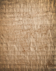 Background of grungy pasteboard texture