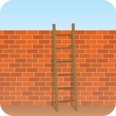 Wall - Ladder