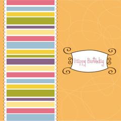 greeting card template design
