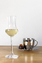grappa und espresso