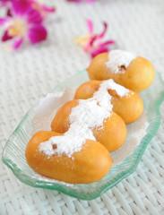 Delicious of asia desserrt