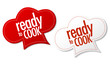 Ready to cook stickers