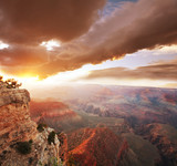 Fototapeta kanion - pustynia - Kanion
