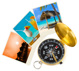 Beach maldives images and compass