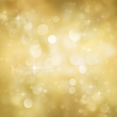 Festive bokeh background
