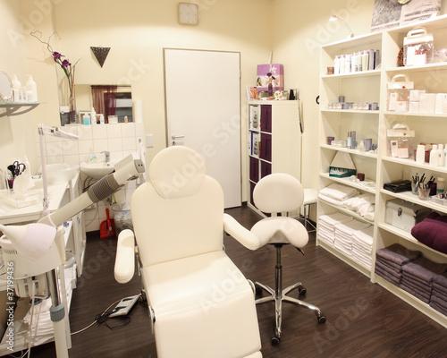 Kosmetikstudio Innenaufnahme