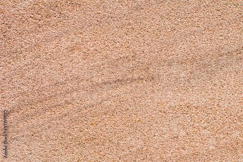 Staande foto Leder Sandstone red