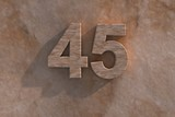45. Birthday