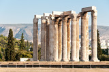 Temple of Olimpian Zeus, Athens, Greece