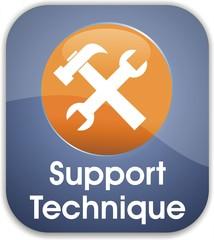 bouton support technique