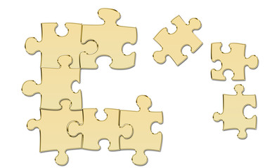 Puzzle de oro