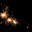 Sparklers Background