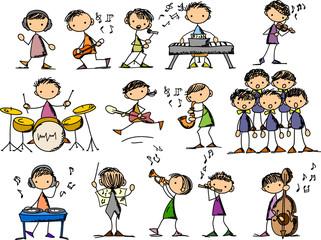 Мультяшная музыка